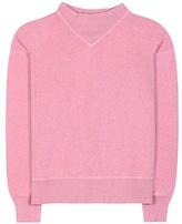 Etoile Isabel Marant Isabel Marant, Étoile Bailee Cotton-blend Sweatershirt