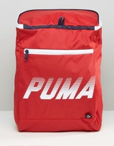 Puma Sole Backpack Entry In Red 7433202