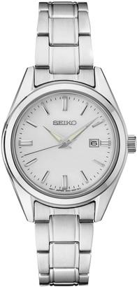 Seiko Women's Essentials Stainless Steel Watch - SUR633