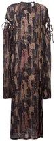 Damir Doma 'Debussy' long dress