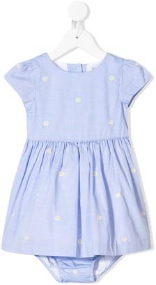 Ralph Lauren Kids daisy print dress