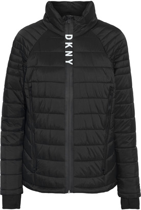 DKNY Quilted Shell Jacket