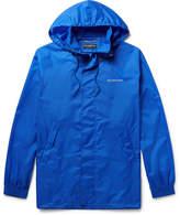 Balenciaga - Printed Shell Hooded Jacket