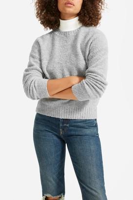 Everlane The Teddy Wool Blend Crew Neck Sweater