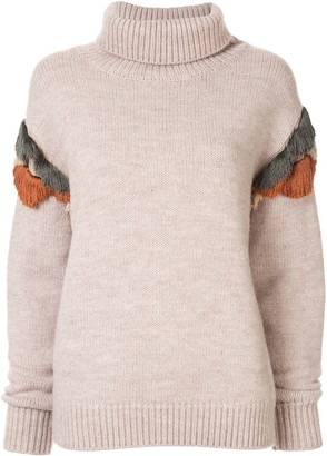 Muller of Yoshio Kubo Wool Knitted Jumper