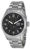 Oris Big Crown Pro Pilot Chronograph Dial Men's Watch 774-7699-4134MB