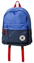 Converse Blue Colour Block Day Backpack