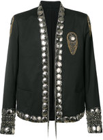 Balmain embellished jacket