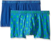 Bjorn Borg Men's 2-Pack Polka Dot Boxer Brief