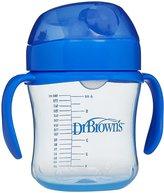 Dr Browns Dr. Brown's Soft Spout Transition Cup - Blue - 6 oz