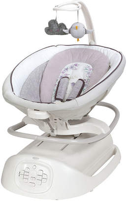 Graco Sense2sootheTM Baby Swing With Cry DetectionTM Technology Birdie Baby Carrier