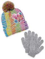Asstd National Brand 1 Pair Cold Weather Set-Big Kid Girls