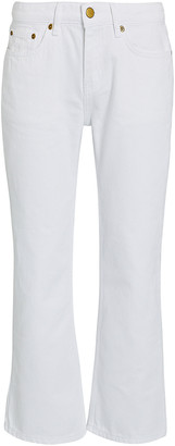 Victoria Victoria Beckham Kick Flare High-Rise Jeans
