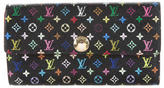 Louis Vuitton Multicolore Sarah Wallet