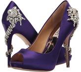 Badgley Mischka Royal High Heels