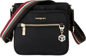Hedgren Magical Small Crossbody Bag with Tricolor Strap