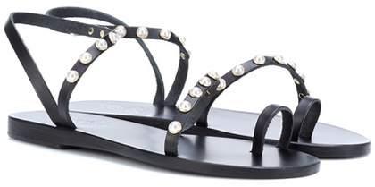 Ancient Greek Sandals Apli leather sandals