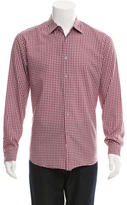 Paul Smith The Byard Gingham Shirt