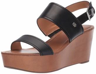 Tommy Hilfiger Women's Wilder Wedge Sandal