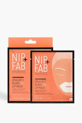 boohoo Nip + Fab Dragons Blood Lip Mask