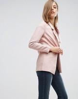 Asos Premium Linen Clean Suit Blazer