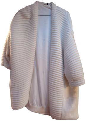 Maje Ecru Knitwear for Women