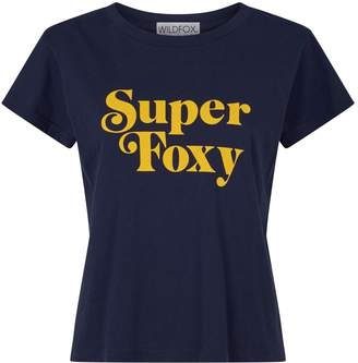 Wildfox Couture Super Foxy T-Shirt