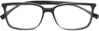 HUGO BOSS Wayfarer-Frame Glasses