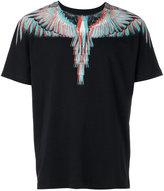 Marcelo Burlon County of Milan printed T-shirt - men - Cotton - XXL