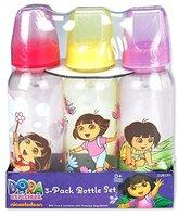 Nickelodeon Dora The Explorer Baby Bottles, 9 Ounce