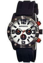 Breed Agent Mens Watch White