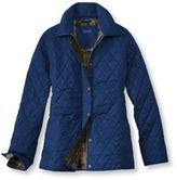 L.L. Bean Women's Quilted Riding Jacket