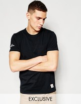 Franklin & Marshall Crew Neck T-shirt Exclusive To Asos
