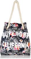 Superdry Summer Rope Tote Bag
