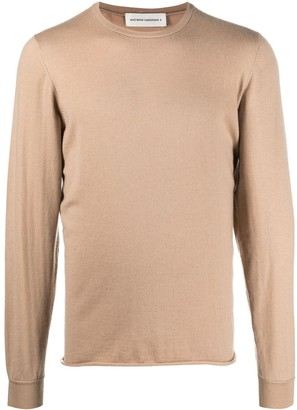 Extreme Cashmere Cashmere Long-Sleeve Jumper