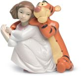 Nao Hugs With Tigger Figurine