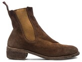 Guidi Stag Chelsea Boots