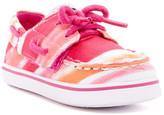 Sperry Bahama Crib Jr. Boat Shoe (Baby)
