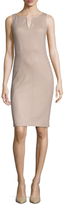 Max Mara Ozono Wool Sheath Dress