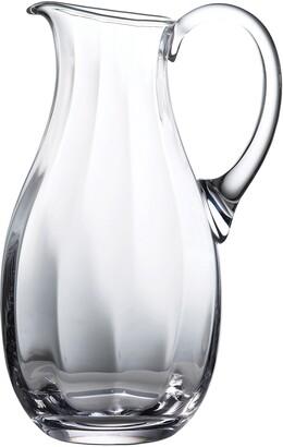 Waterford Elegance Optic Lead Crystal Pitcher