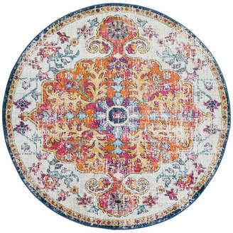 Surya Rug Co. - Harput HAP-1000 - 7ft 10in x 7ft 10in Ivory