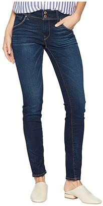 Hudson Collin Mid-Rise Skinny Jeans in Fullerton (Fullerton) Women's Jeans