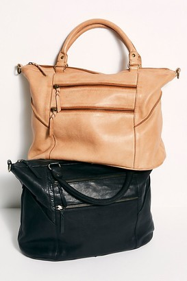 Free People Juliet Leather Tote