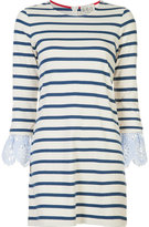 Sea striped dress - women - Cotton - S