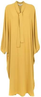 Egrey long dress