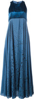 Valentino Swallow Metomorphosis gown - women - Silk/Spandex/Elastane - 42