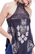 Free People Printed Mandolin Tank