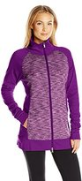 Columbia Women's Outer Spaced Hybrid Long FZ