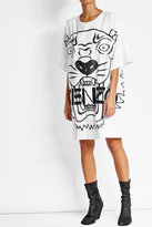 Kenzo Printed T-Shirt Dress