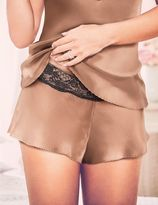 Marks and Spencer Silk & Lace French Knickers
